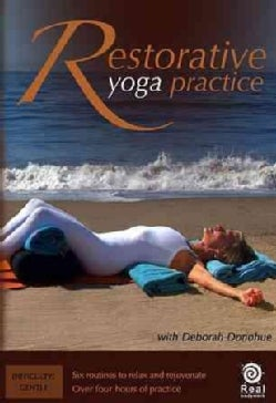 Restorative Yoga Practice: Gentle Beginner Sessions (DVD)