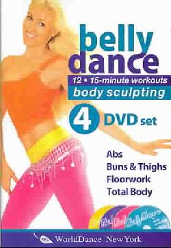 Belly Dance Deluxe 4 Pack (DVD)