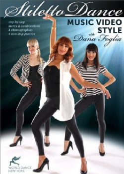 Dance Like A Music Video Star (DVD)