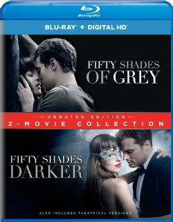 Fifty Shades: 2-Movie Collection (Blu-ray/DVD)