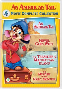 An American Tail: 4 Movie Collection