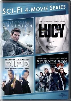 Sci-Fi 4-Movie Series