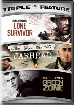 Lone Survivor/Jarhead/Green Zone Triple Feature