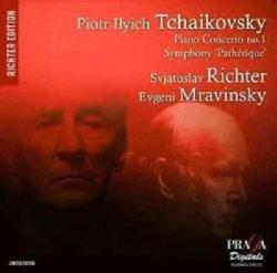 Pyotr Il'yich Tchaikovsky - Tchaikovsky: Piano Concerto No. 1, Symphony No. 6