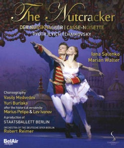 Tchaikovsky: The Nutcracker (Blu-ray Disc)