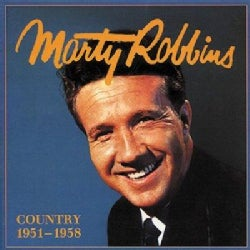 Marty Robbins - Country 1951-1958