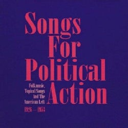 Various - Songs for Political Action