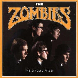 Zombies - Singles A's & B's