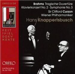 J. BRAHMS - TRAGIC OVERTURE