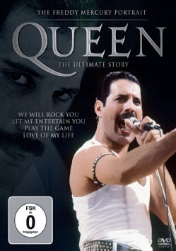 Queen: Ultimate Story: Freddie Mercury Portrait (DVD)