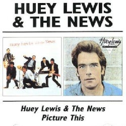 Huey Lewis - Huey Lewis & The News: Picture This
