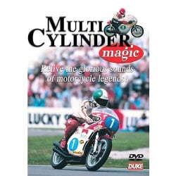 Multi-Cylinder Magic (DVD)