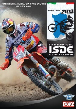 International Six Day Enduro: 2013 (DVD)