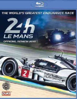 Le Mans 2016 (Blu-ray Disc)