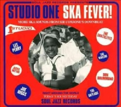 Sir Coxsone - Studio One Ska Fever! More Ska Sounds From Sir Coxsone's Downbeat