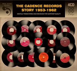 CADENCE LABEL STORY - CADENCE LABEL STORY