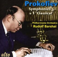 Philharmonia Orchestra - Prokofiev: Symphonies Nos 5 & 1
