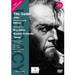 Tito Gobbi: 100th Anniversary Edition (DVD)