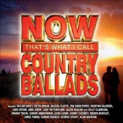 Various - Now That's What I Call Country Ballads