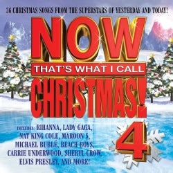 Various - Now That's What I Call Christmas! 4