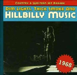 Various - Country & Western Hit Parade: 1968