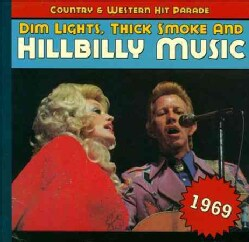 Various - Country & Western Hit Parade: 1969