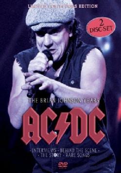 AC/DC: Brian Johnson Years (DVD)