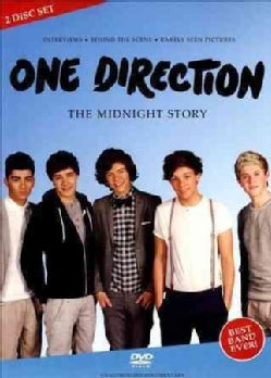One Direction: The Midnight Story (DVD)