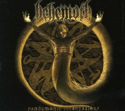 Behemoth - Pandemonic Incantations