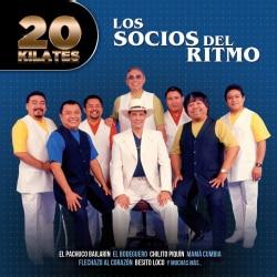 Los Socios Del Ritmo - 20 Kilates: Los Socios Del Ritmo