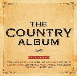 COUNTRY ALBUM - COUNTRY ALBUM