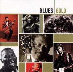 Various - Gold- Blues