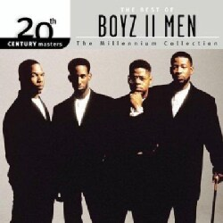 Boyz II Men - 20th Century Masters- The Millennium Collection: The Best of Boyz II Men