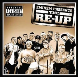 Various - Eminem Presents The Re-Up (Parental Advisory)