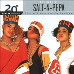 Salt N Pepa - 20th Century Masters - The Millennium Collection: The Best of Salt-N-Pepa