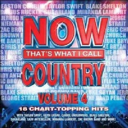 Various - NOW That's What I Call Country 4