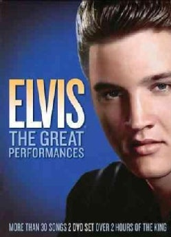 Elvis: The Great Performances (DVD)