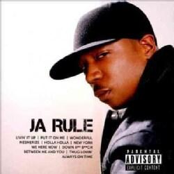 Ja Rule - Icon: Ja Rule (Parental Advisory)