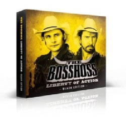 BOSSHOSS - LIBERTY OF ACTION (DELUXE BLACK EDITION)