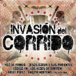 Various - Invasion Del Corrido