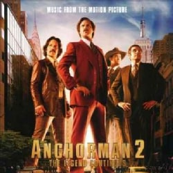 Various - Anchorman 2: The Legend Continues (OST)