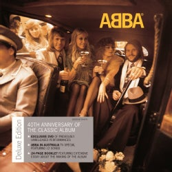 ABBA - ABBA/CD+DVD DELUXE JEWELCASE EDITION