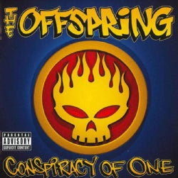 Offspring - Conspiracy Of One (Parental Advisory)