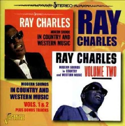 Ray Charles - Modern Sounds in Country & Western: Vols. 1 & 2