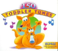 Various - 150 Toddler Songs