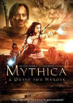Mythica: A Quest for Heroes (DVD)