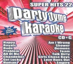 Various - Party Tyme Karaoke: Super Hits 22
