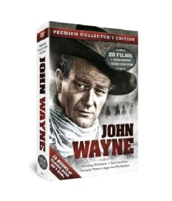 John Wayne Premium Collector's Edition (DVD)