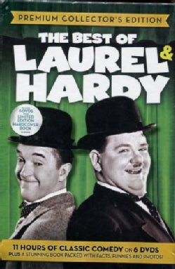 Laurel & Hardy Premium Collector's Edition (DVD)
