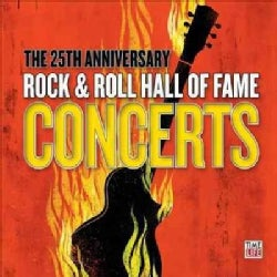 Various - The 25th Anniversary Rock & Roll Hall of Fame Concerts